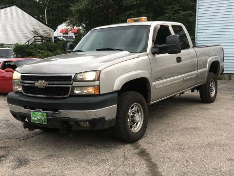 2006 Chevrolet Silverado 2500HD for sale at Top Line Motorsports in Derry NH