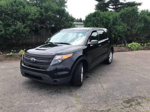 2014 Ford Explorer for sale at Elwan Motors in West Long Branch NJ