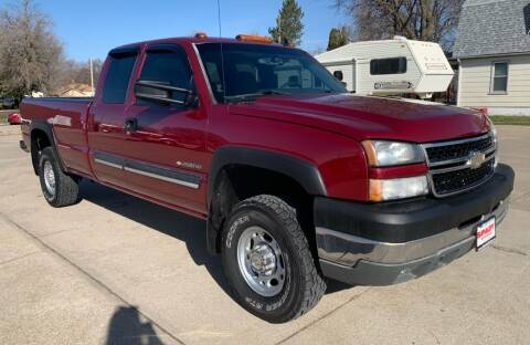 2006 Chevrolet Silverado 2500HD for sale at Spady Used Cars in Holdrege NE