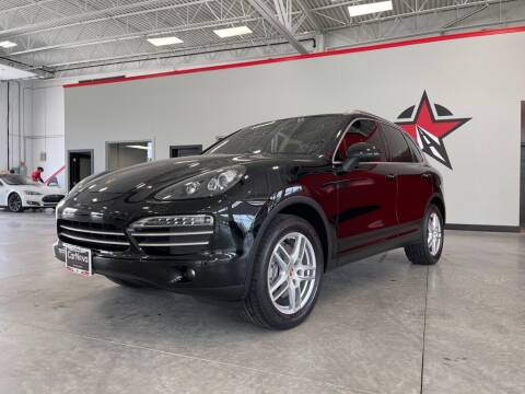 2014 Porsche Cayenne for sale at CarNova - Shelby Township in Shelby Township MI
