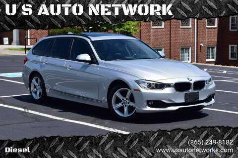2014 BMW 3 Series for sale at U S AUTO NETWORK in Knoxville TN
