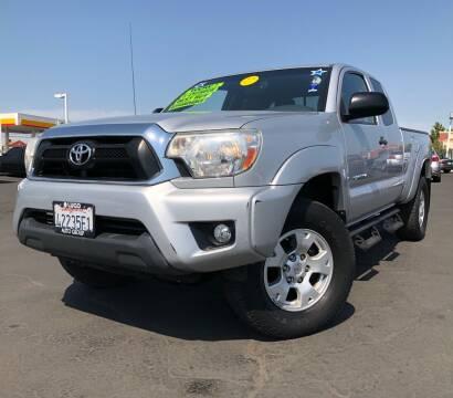 2012 Toyota Tacoma for sale at LUGO AUTO GROUP in Sacramento CA