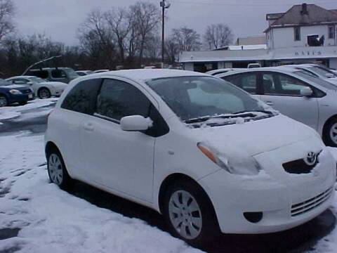 2008 Toyota Yaris for sale at Bates Auto & Truck Center in Zanesville OH