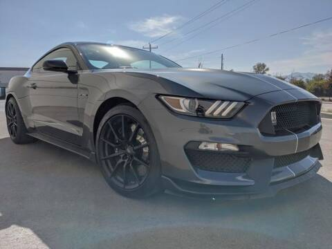 2016 Ford Mustang for sale at Classic Car Deals in Cadillac MI