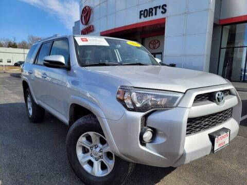 2018 Toyota 4Runner for sale at Auto Smart of Pekin in Pekin IL