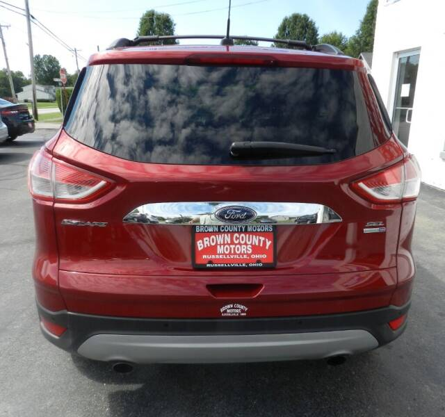 2013 Ford Escape AWD SEL 4dr SUV - Russellville OH