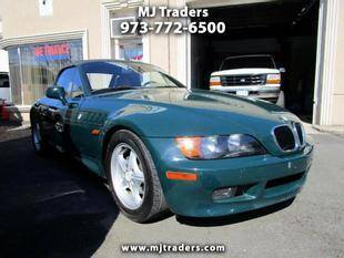 1998 BMW Z3 for sale at M J Traders Ltd. in Garfield NJ