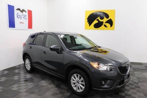 2014 Mazda CX-5 for sale at Carousel Auto Group in Iowa City IA