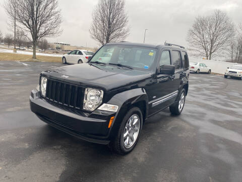 2012 Jeep Liberty for sale at Boardman Auto Exchange in Youngstown OH