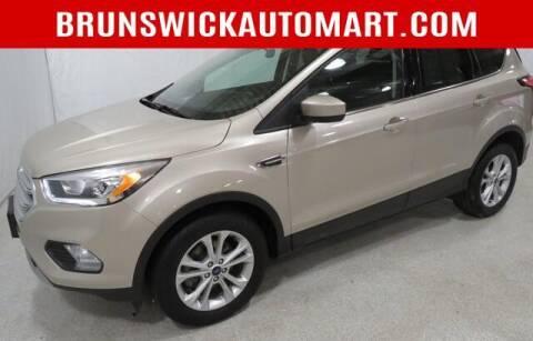 2018 Ford Escape for sale at Brunswick Auto Mart in Brunswick OH