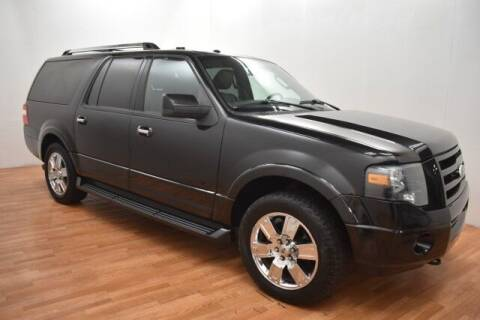 2010 Ford Expedition EL for sale at Paris Motors Inc in Grand Rapids MI