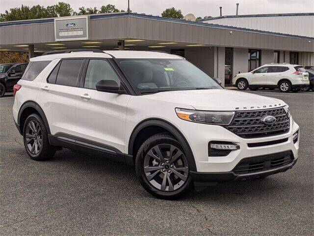 2021 Ford Explorer for sale in Lexington, NC