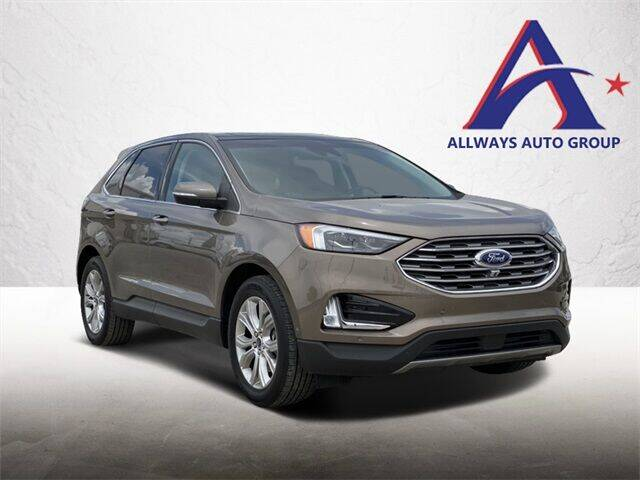 2019 Ford Edge for sale at ATASCOSA CHRYSLER DODGE JEEP RAM in Pleasanton TX