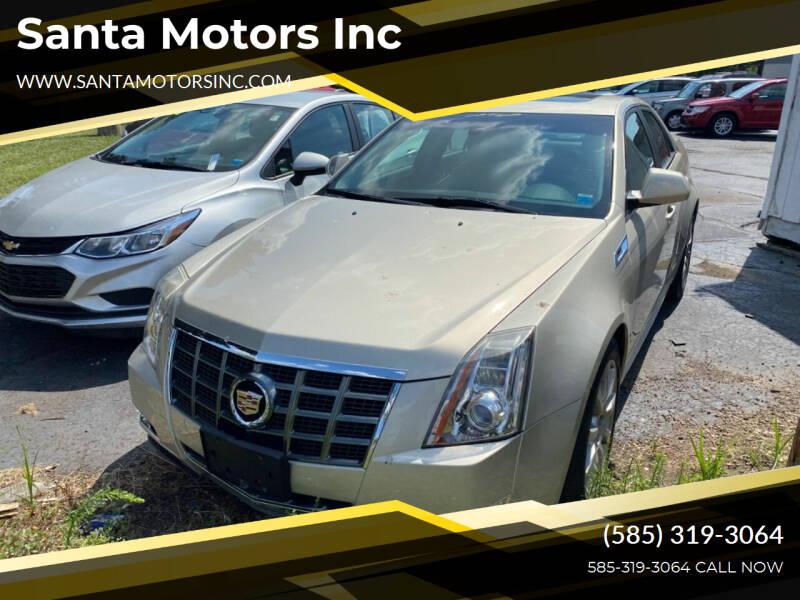 2013 Cadillac CTS for sale at Santa Motors Inc in Rochester NY