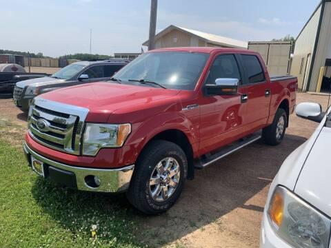 2010 Ford F-150 for sale at Yachs Auto Sales and Service in Ringle WI