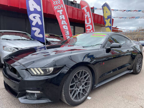 2016 Ford Mustang for sale at Duke City Auto LLC in Gallup NM