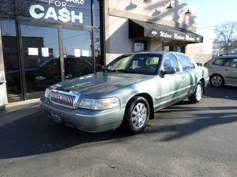 2006 Mercury Grand Marquis for sale at Wilson-Maturo Motors in New Haven Ct CT