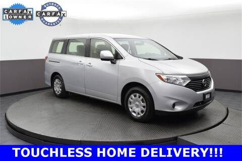2015 Nissan Quest for sale at M & I Imports in Highland Park IL