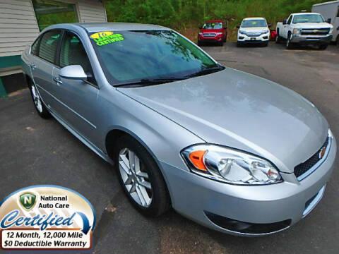 2016 Chevrolet Impala Limited for sale at Jon's Auto in Marquette MI