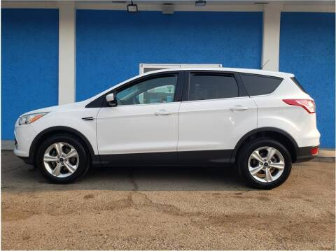 2014 Ford Escape for sale at Khodas Cars in Gilroy CA