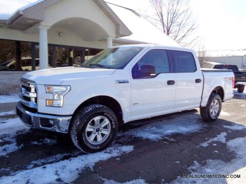 2016 Ford F-150 for sale at DEALS UNLIMITED INC in Portage MI