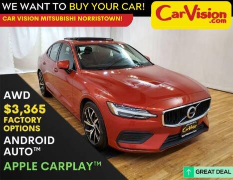 2020 Volvo S60 for sale at Car Vision Mitsubishi Norristown in Trooper PA