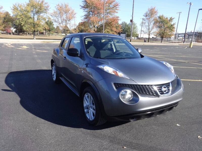 2014 Nissan JUKE for sale at Just Drive Auto in Springdale AR