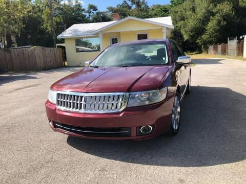 2007 Lincoln MKZ for sale at Louie's Auto Sales in Leesburg FL