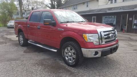 2010 Ford F-150 for sale at Motor House in Alden NY