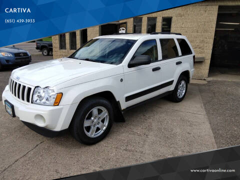2006 Jeep Grand Cherokee for sale at CARTIVA in Stillwater MN