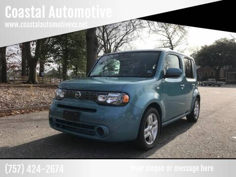 2009 Nissan cube for sale at Coastal Automotive in Virginia Beach VA