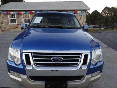 2010 Ford Explorer for sale at Flywheel Auto Sales Inc in Woodstock GA