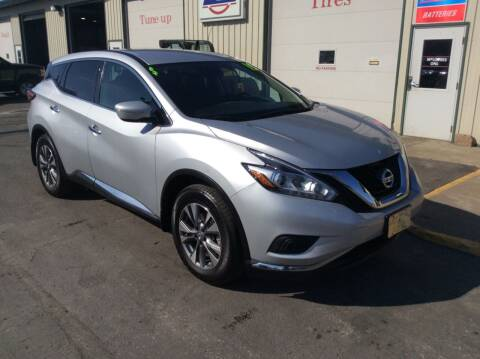 2015 Nissan Murano for sale at TRI-STATE AUTO OUTLET CORP in Hokah MN