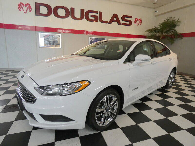 2018 Ford Fusion Hybrid for sale in Clinton, IL