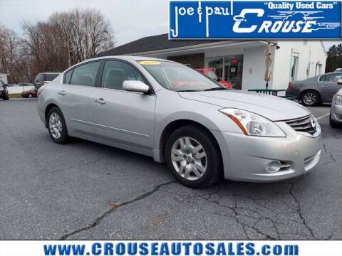 2010 Nissan Altima for sale at Joe and Paul Crouse Inc. in Columbia PA