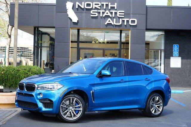 2015 BMW X6 M for sale in Walnut Creek, CA
