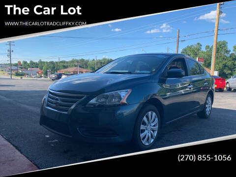 2014 Nissan Sentra for sale at The Car Lot in Radcliff KY