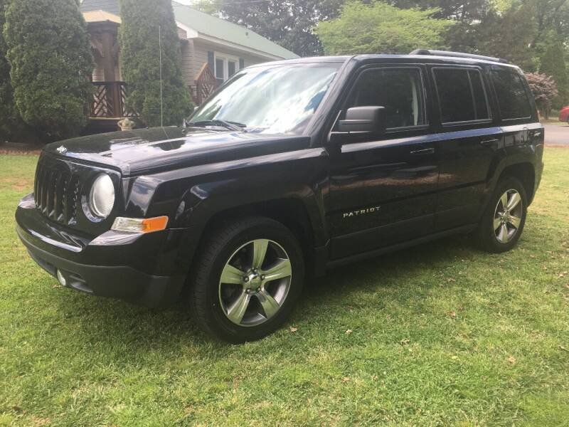 2016 Jeep Patriot for sale at March Motorcars in Lexington NC