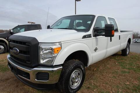 2016 Ford F-250 Super Duty for sale at Modern Motors - Thomasville INC in Thomasville NC