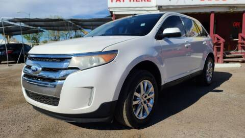 2012 Ford Edge for sale at Fast Trac Auto Sales in Phoenix AZ