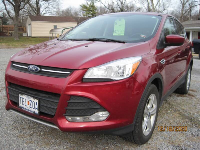 2013 Ford Escape for sale at Lang Motor Company in Cape Girardeau MO