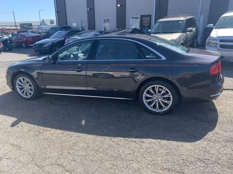 2011 Audi A8 L for sale at A & R Motors in Richmond VA