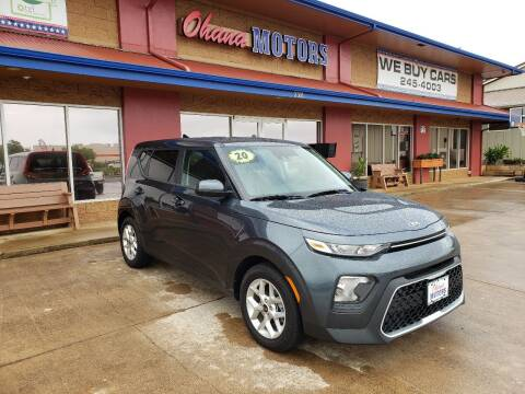 2020 Kia Soul for sale at Ohana Motors in Lihue HI