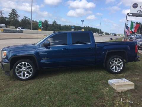 2015 GMC Sierra 1500 for sale at Your Car Store in Conroe TX