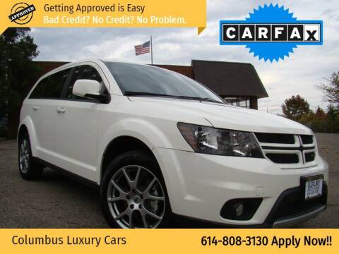 2019 Dodge Journey for sale at Columbus Luxury Cars in Columbus OH