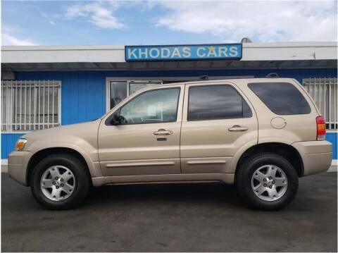 2007 Ford Escape for sale at Khodas Cars - buy here pay here in Gilroy, CA