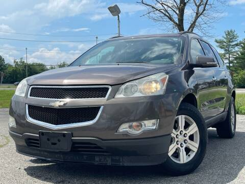 2009 Chevrolet Traverse for sale at MAGIC AUTO SALES in Little Ferry NJ