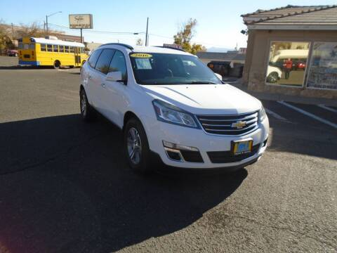 2016 Chevrolet Traverse for sale at Team D Auto Sales in St George UT