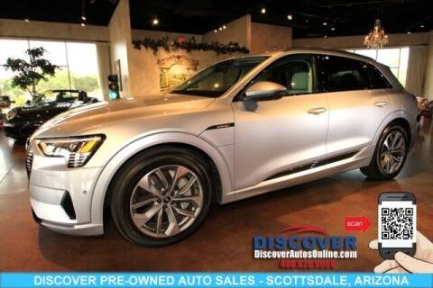 2021 Audi e-tron for sale at Discover Pre-Owned Auto Sales in Scottsdale AZ