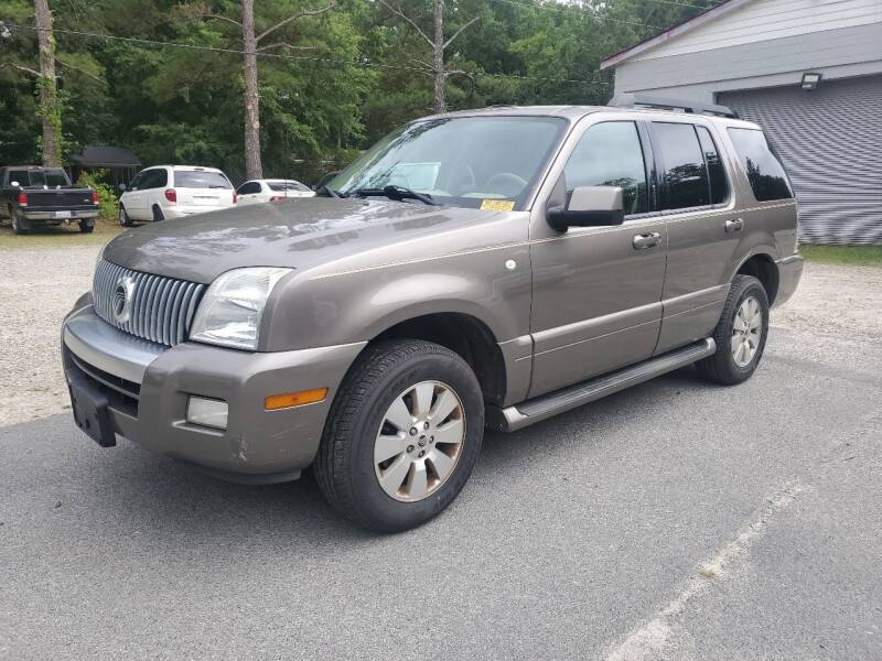 2006 Mercury Mountaineer for sale at Tri State Auto Brokers LLC in Fuquay Varina NC